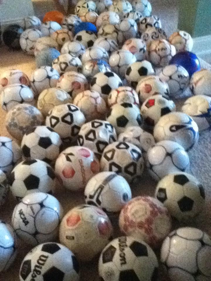 Soccer Balls for Kenya