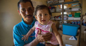 Help Daniel and his daughter Leiny